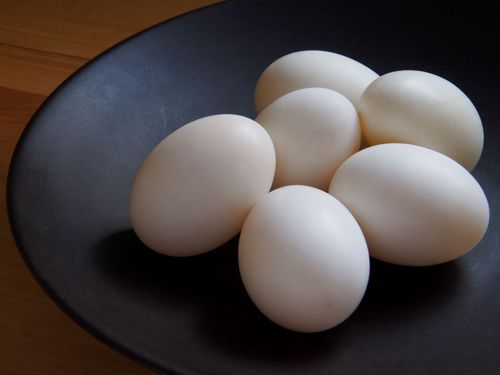 Picture of Duck Eggs (Pastured)  - soy-free- 1 doz.