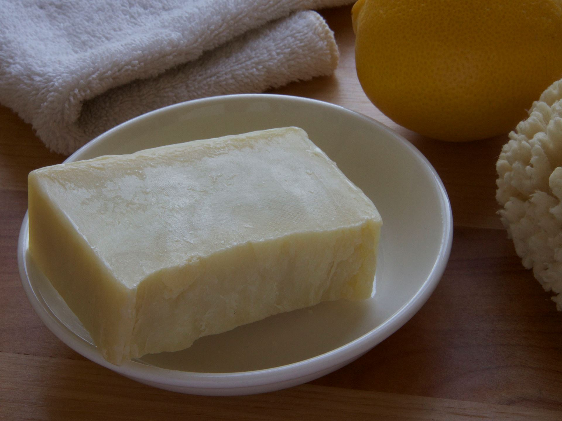 Picture of TSH Lemongrass Tallow Soap