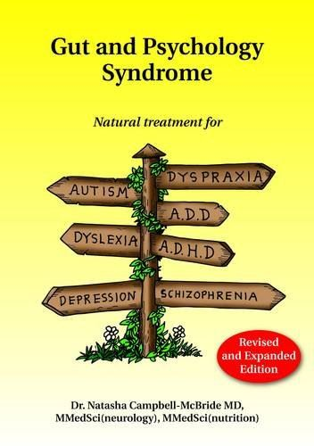 Picture of Book: Gut and Psychology Syndrome