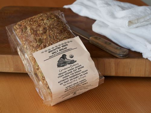 Picture of Grindstone Sprouted Seed Spelt