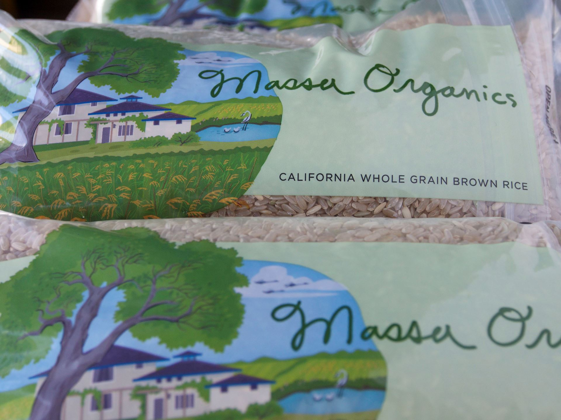 Picture of Massa Organic Brown Rice