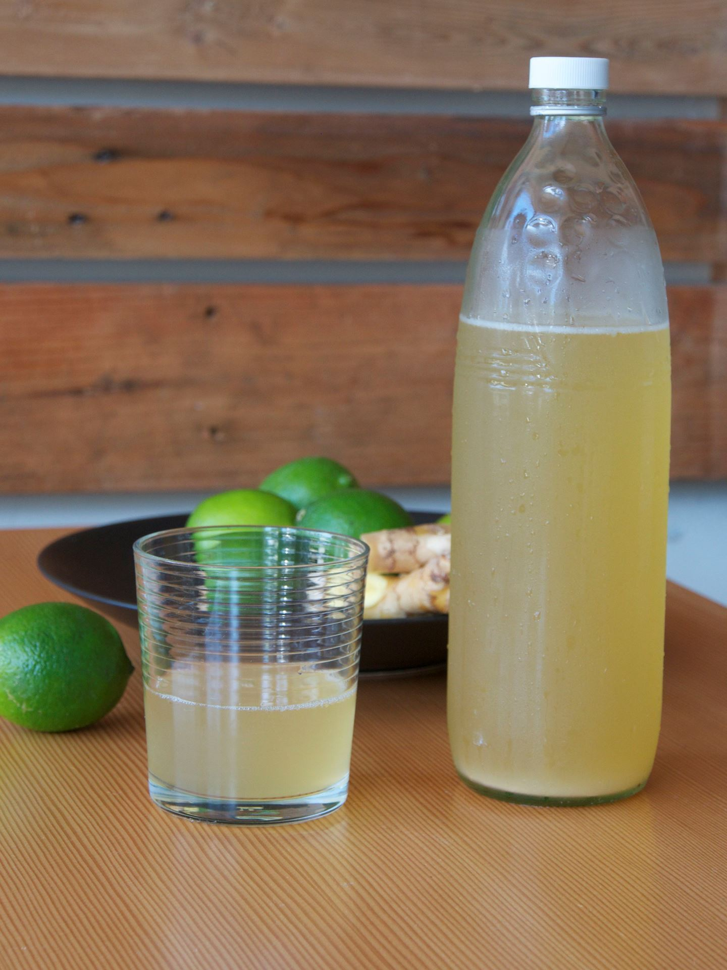 Picture of Ginger-Lime Kombucha