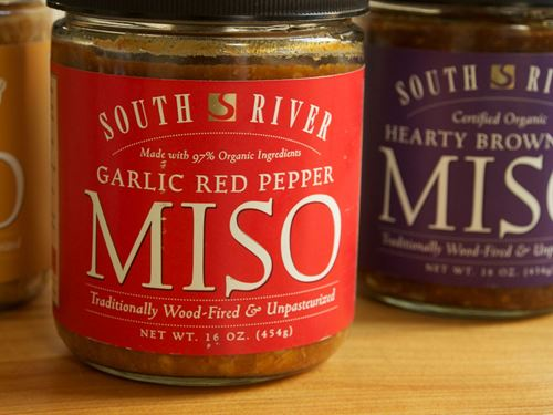 Picture of South River Garlic Red Pepper Miso