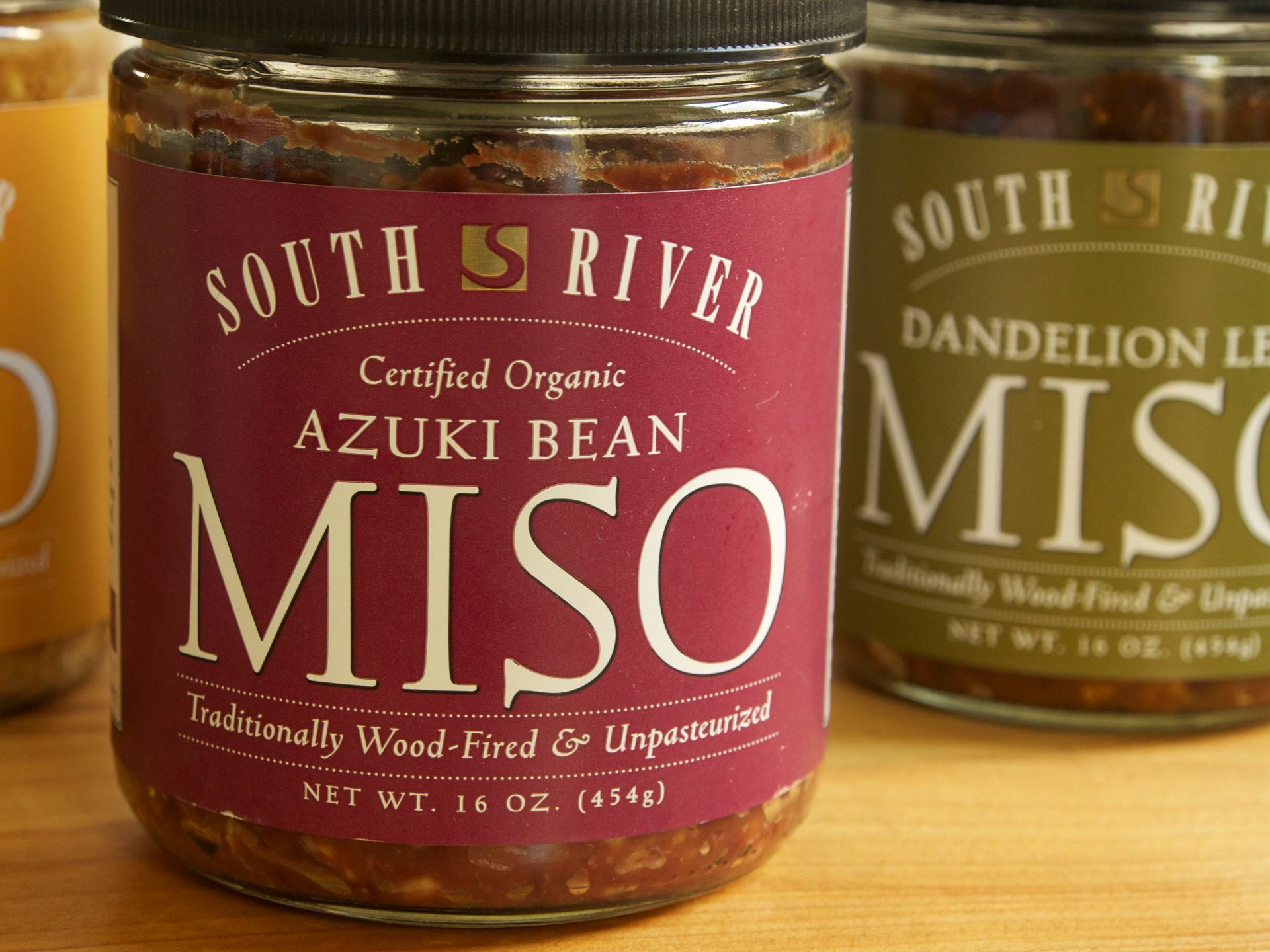 Picture of South River Azuki Bean Miso