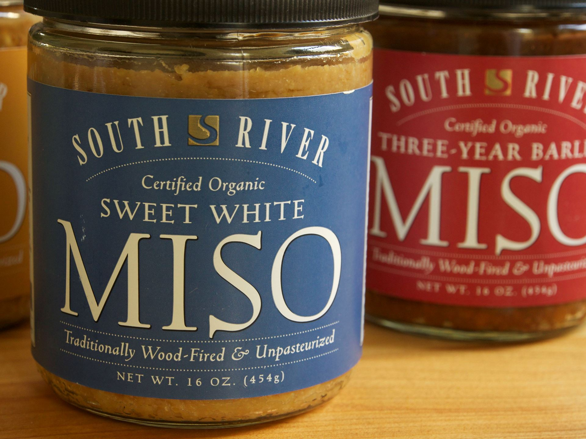Picture of South River Sweet White Miso
