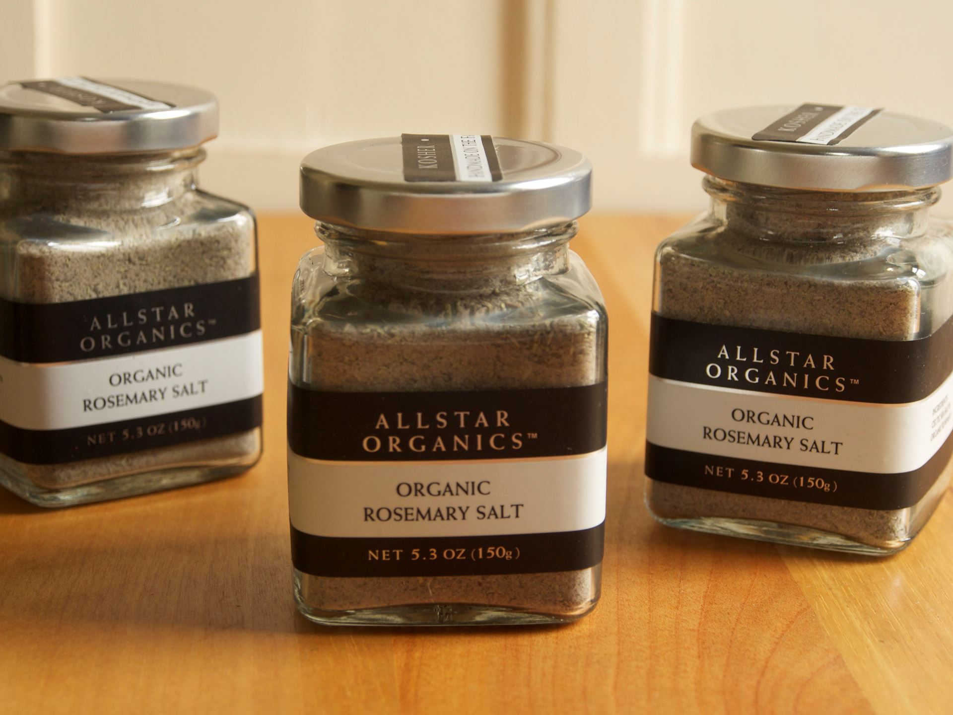 Picture of Allstar Organics Rosemary Salt