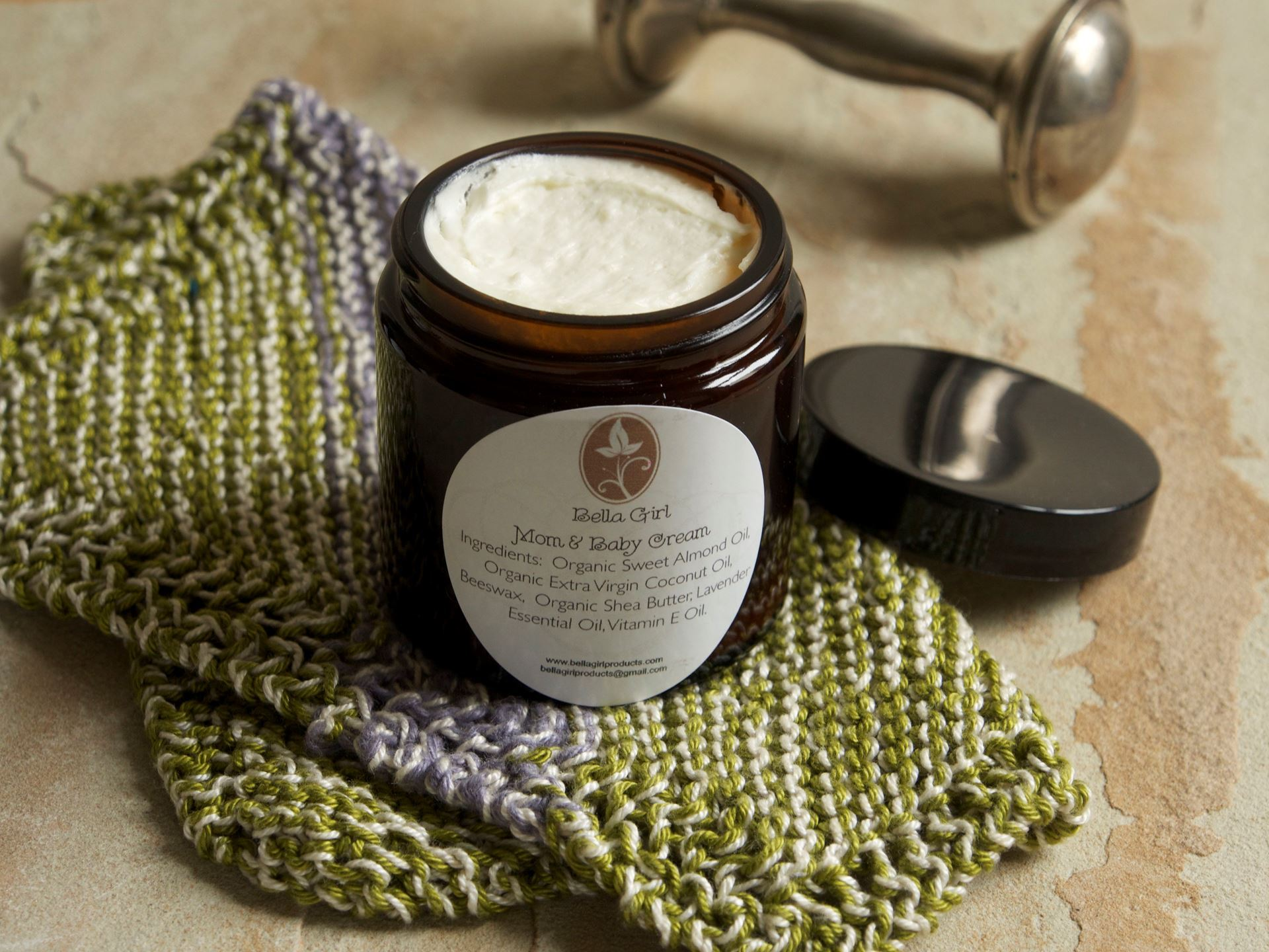 Picture of Bella Body Essentials Lavender Body Butter