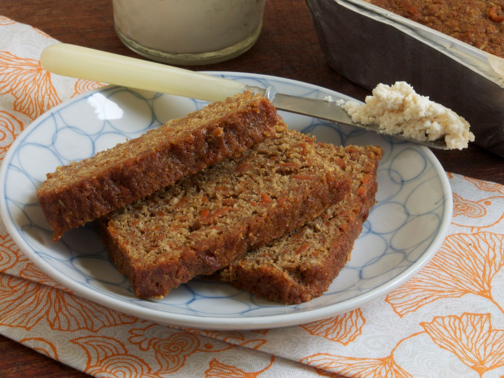 Picture of Carrot Cake (Vegetarian)