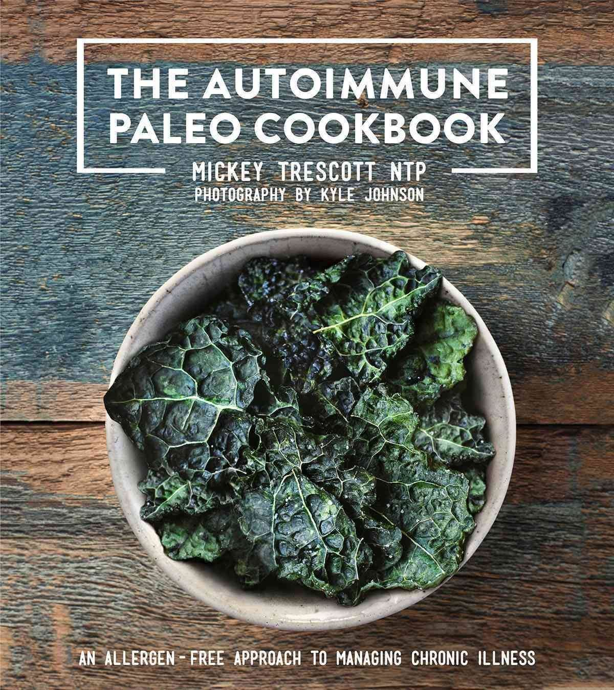 Picture of Book: Autoimmune Paleo Cookbook