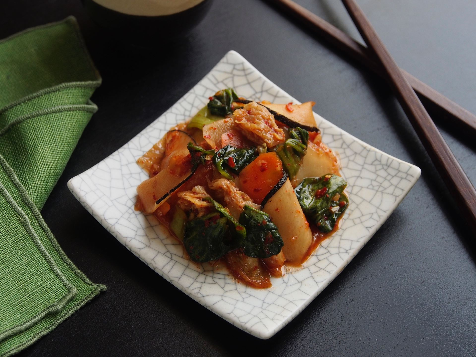 Picture of Lunar New Year Kimchi