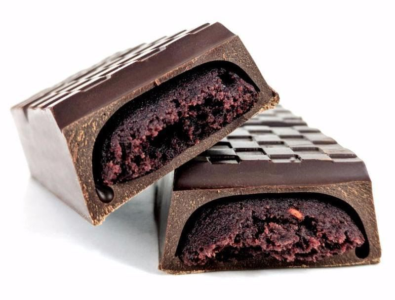 Picture of Coracao Chocolate Superberry Bar