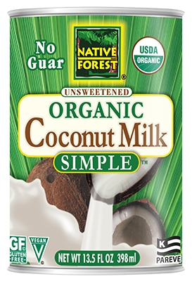Picture of Organic Coconut Milk Canned