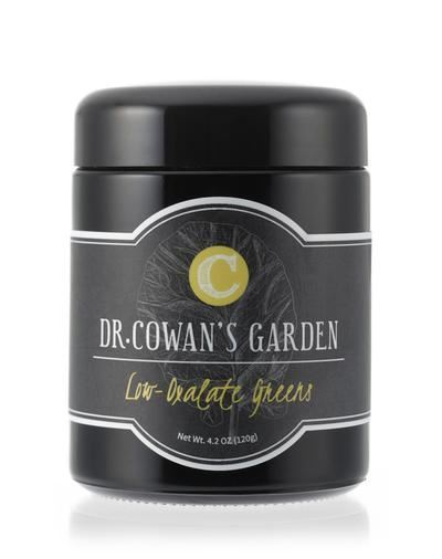 Picture of Dr. Cowan's Garden Low Oxalate Blend Jar