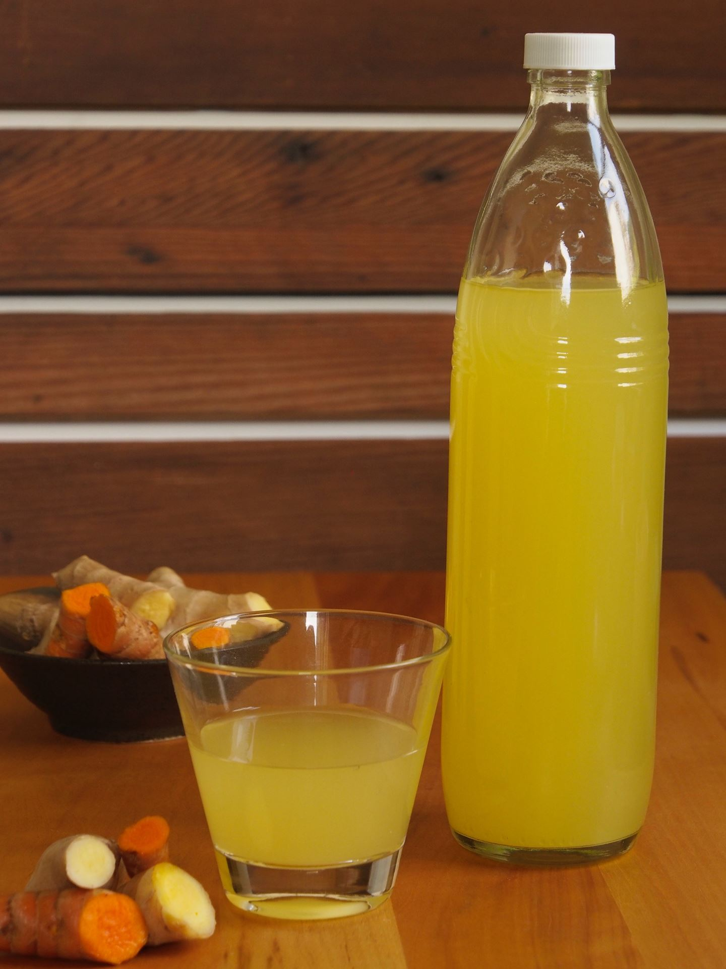 Picture of Turmeric Ginger Cabbage Tonic