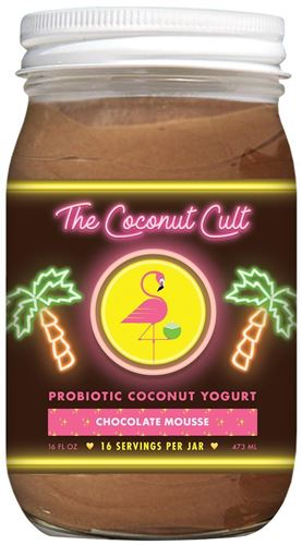 Picture of The Coconut Cult, Chocolate Mousse 16oz