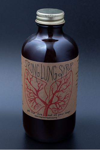 Picture of Taproot Medicine Strong Lung Syrup