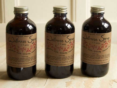 Picture of Taproot Medicine Wellness Syrup