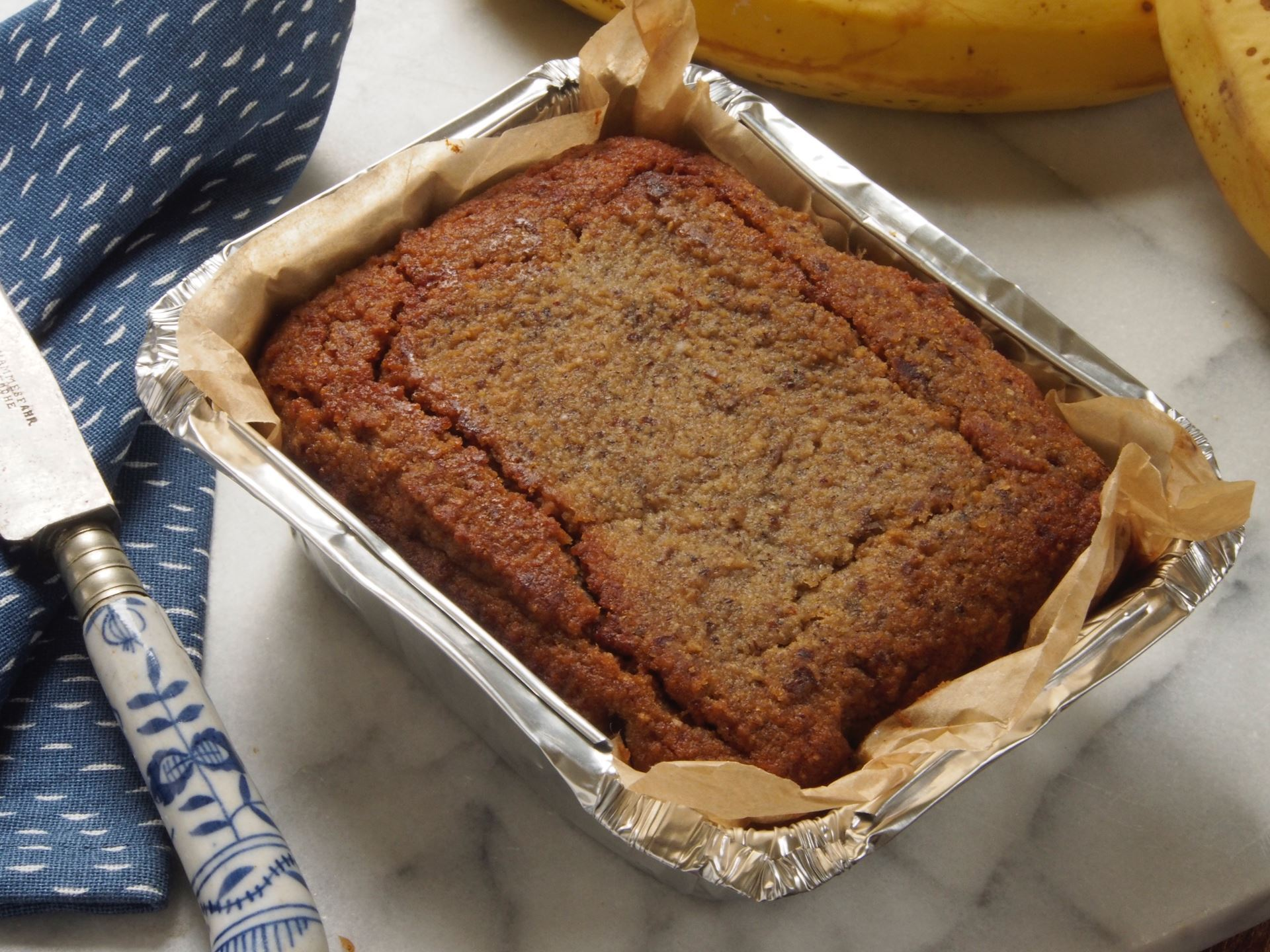 Picture of Frozen -- Paleo Banana Bread