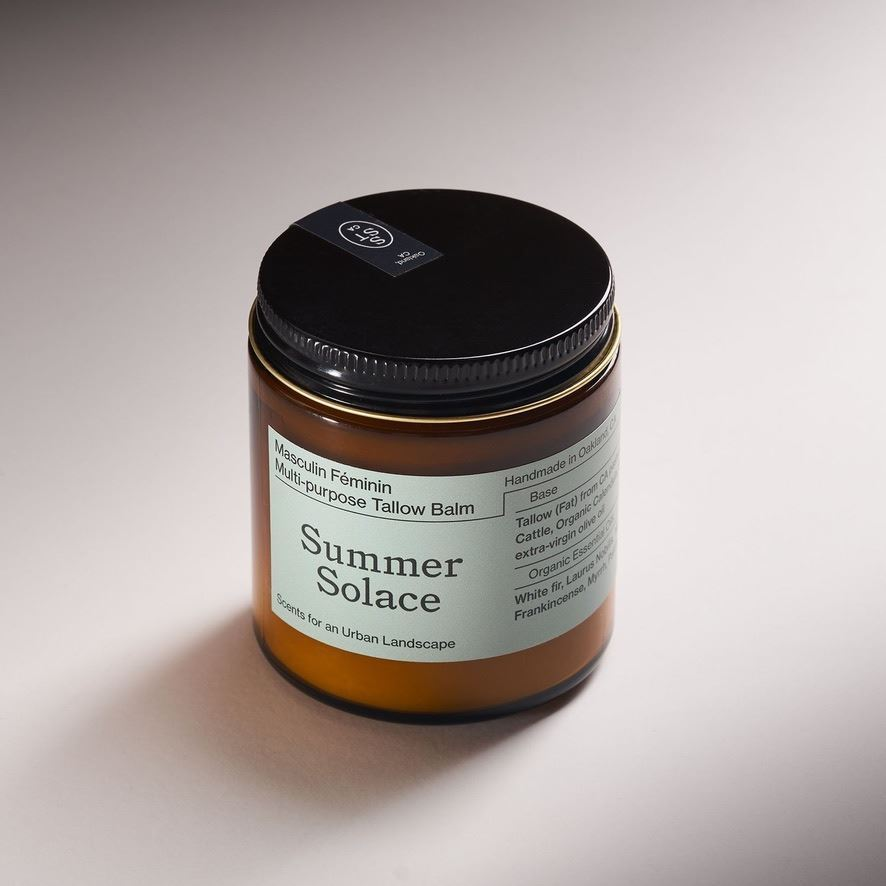 Picture of Summer Solace Tallow Blend Wise Ways: Masculin Féminin