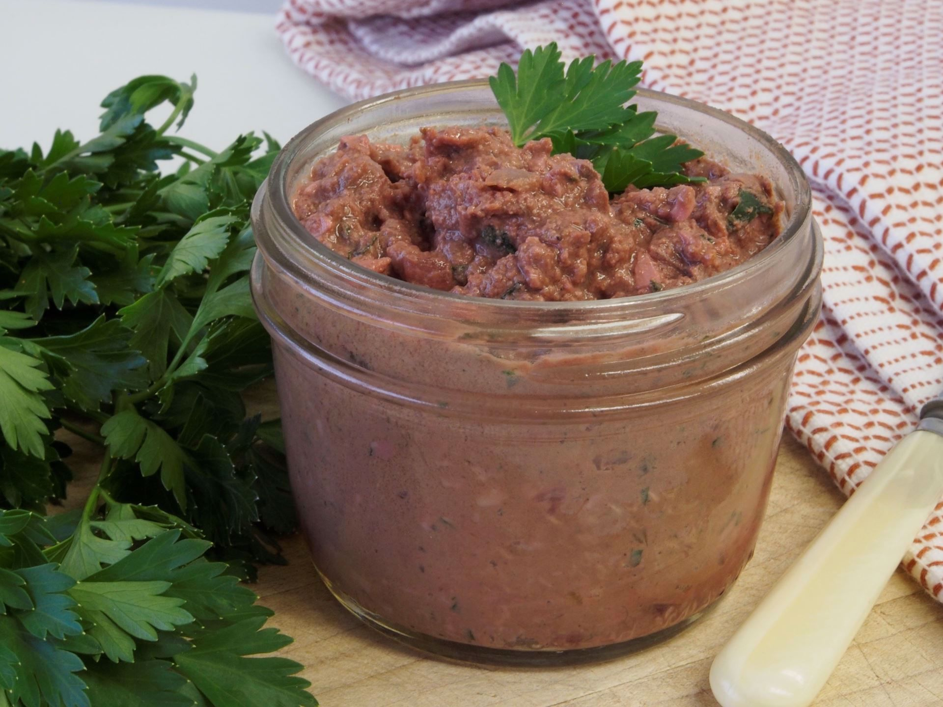 Picture of Frozen -- Chopped Chicken Liver