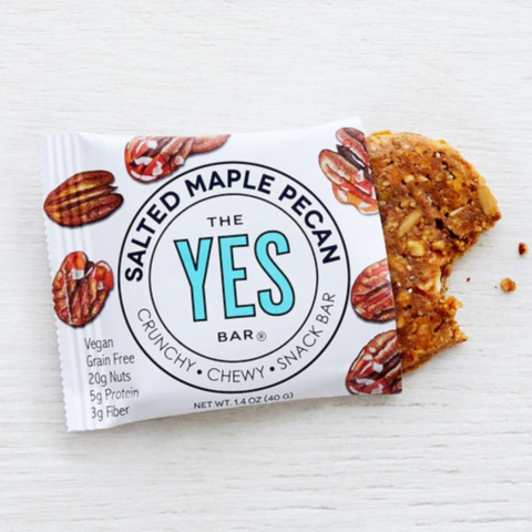 Picture of YES BAR Salted Maple Pecan